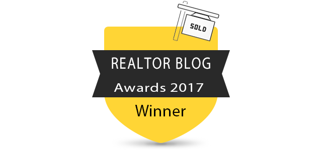 Best Realtor Blog Awards