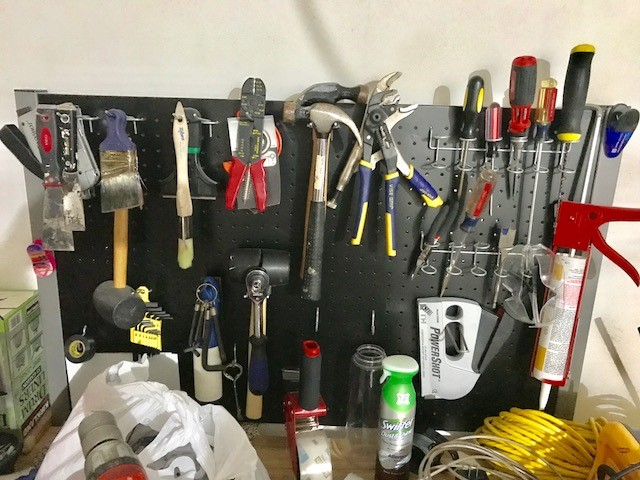 Organizing your Tools