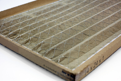 Dirty Air Filter that you need to change