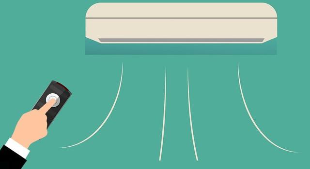 Clean Air Conditioner Unit
