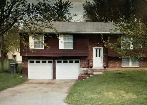 My first house - 24 years old