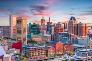 Baltimore, Maryland, USA Weather