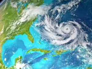Extreme Weather conditions - hurricane