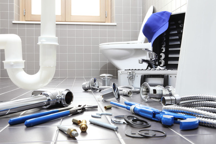 how to replace a toilet with regular tools